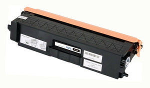 Compatible 325B Black Toner Cartridge, Replaces For Brother TN325BK, TN-325BK, NON-OEM