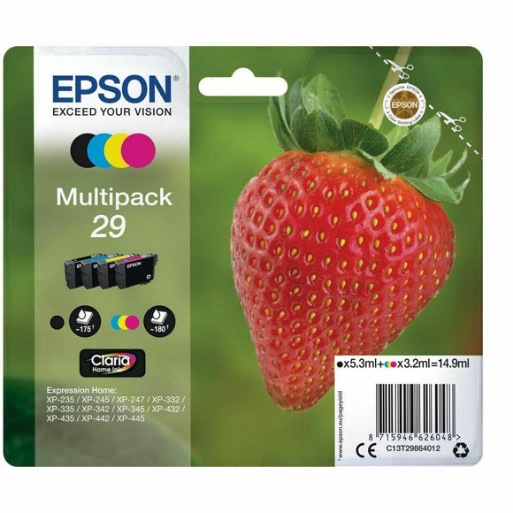Genuine Epson T5730 Photo Ink Catridge Picture Mate 100 and Paper Pack, T573040