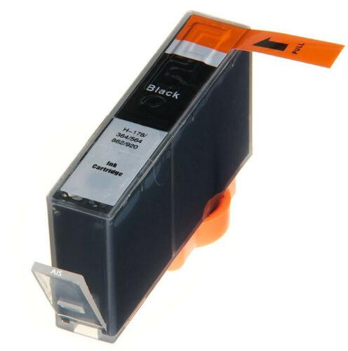 1 Compatible High Capacity Black Ink Cartridges, Replaces For HP 364XL, CN684EE NON-OEM
