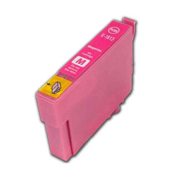 1 Compatible 18 XL, Magenta Ink Cartridges Replaces For Epson 18XL, T1813 T181340 NON-OEM