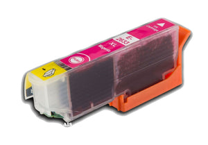 1 Compatible 26 XL, Magenta Ink Cartridges, Replaces For Epson 26XL T2633 T263340 NON-OEM