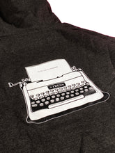 Load image into Gallery viewer, TypeWriter Hoodie