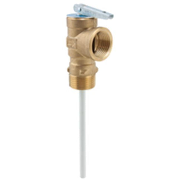 Watts 100XL Temperature & Pressure Relief Valve 3/4