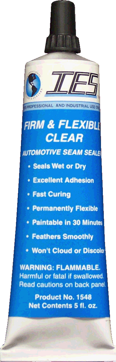 IES 1548 FIRM & FLEXIBLE SEAM SEALER, CLEAR