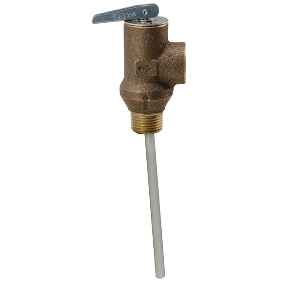 Watts 1XL Temperature & Pressure Relief Valve 1/2