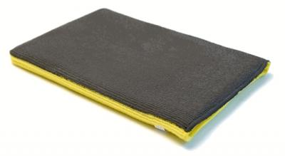 Car Brite Paint Correction Mitt Medium Grade Yellow