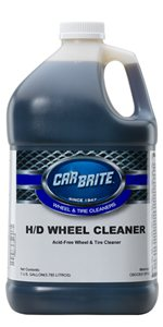 Car Brite HD Wheel Cleaner