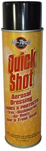 Hi-Tech Quick Shot Watermelon Scent Aerosol Dressing - Shines and Protects - 13oz