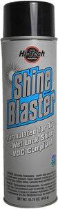 Hi-Tech  Shine Blaster II Tire Shine Spray 13oz