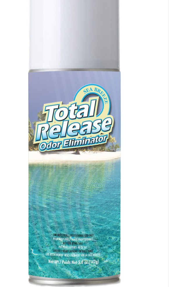 Total Release Odor Fogger (Sea Breeze) Scent