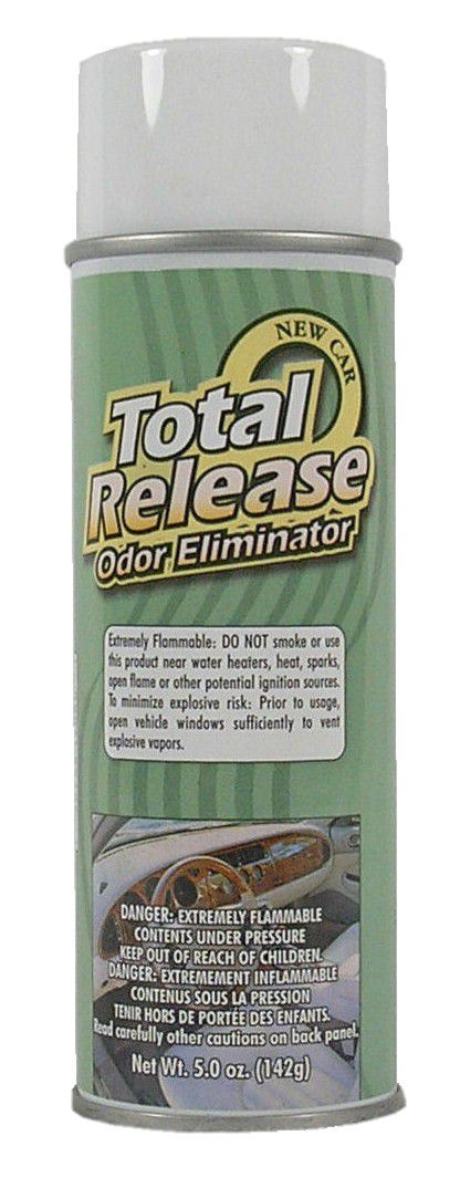 Total Release Odor Fogger (New Car) Scent 5.0 oz. Aerosol Can