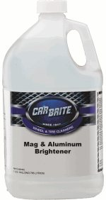 Car Brite Mag & Aluminum Brightener Wheel Cleaner