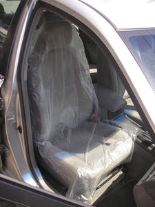 Plastic Seat Covers 0.5ml 500 Covers Per Roll