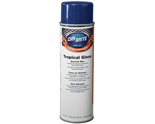 Car Brite Tropical Gloss Aerosol