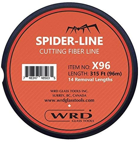 WRD Spider Line X96 Series Mid Gauge Cutting Line