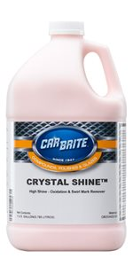 Car Brite Crystal Shine Oxidation & Swirl Remover