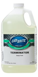 Car Brite Terminator Simply Fresh Scent