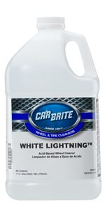 Car Brite White Lightening Wheel Cleaner