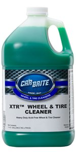 Car Brite XTR Wheel & Tire Cleaner