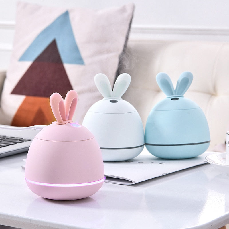 Humidificateur d'air lapin
