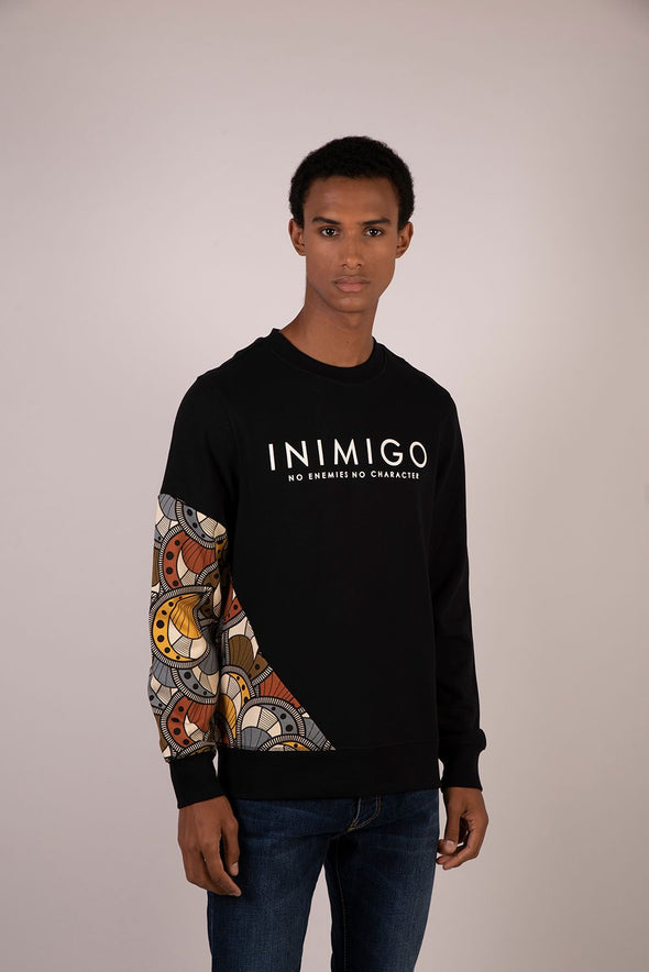 Inimigo Abeba Crew Neck Sweater