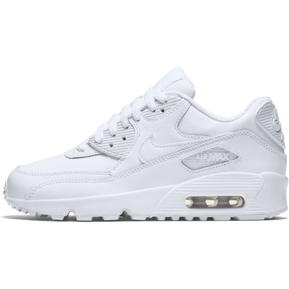 Boys' Nike Air Max 90 Leather