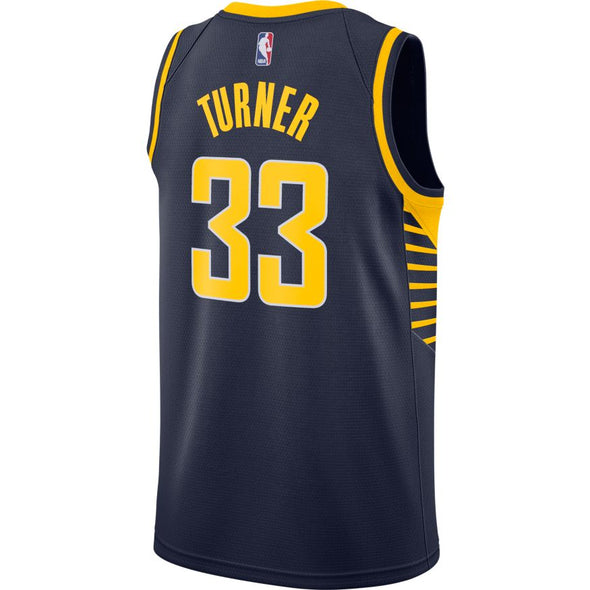 Myles Turner Pacers Icon Edition Nike NBA Swingman Jersey