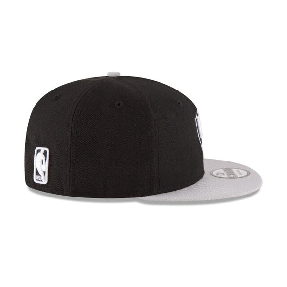 Brooklyn Nets 2Tone 9Fifty Snapback
