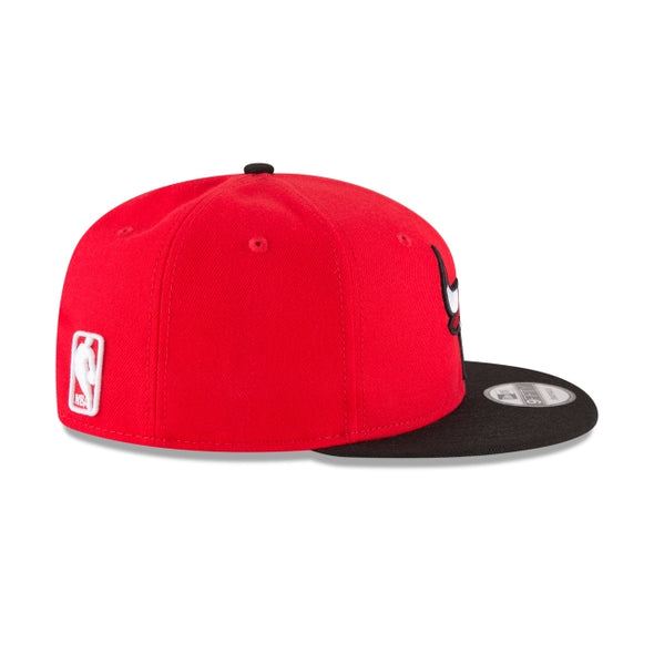 New Era NBA Chicago Bulls 2Tone 9Fifty Snapback