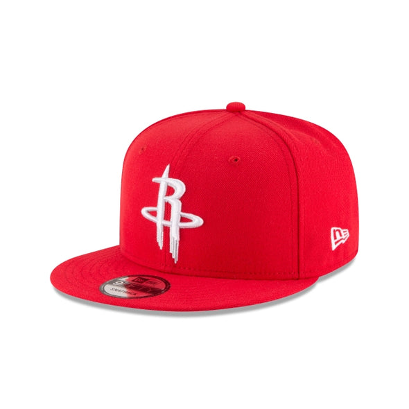 Houston Rockets Team Color 9Fifty Snapback