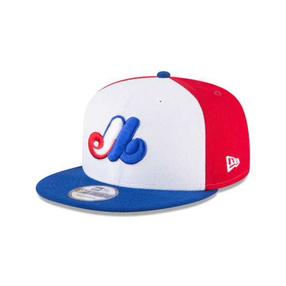 Montreal Expos Mlb Basic 9Fifty Snapback