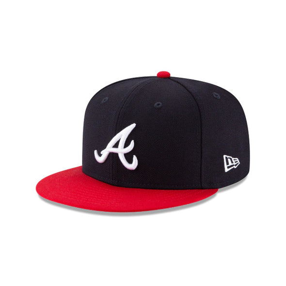 New Era MLB Atlanta Braves Wool 59FIFTY Fitted Hat
