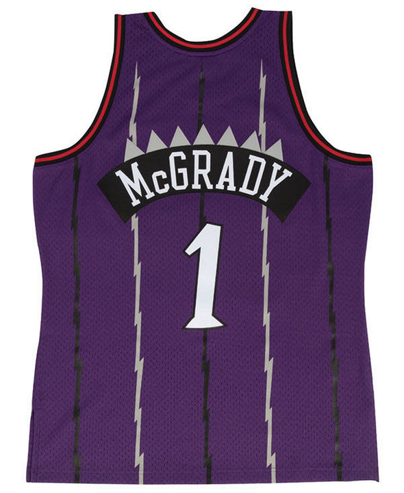 Swingman Jersey Toronto Raptors 1998-99 Tracy McGrady