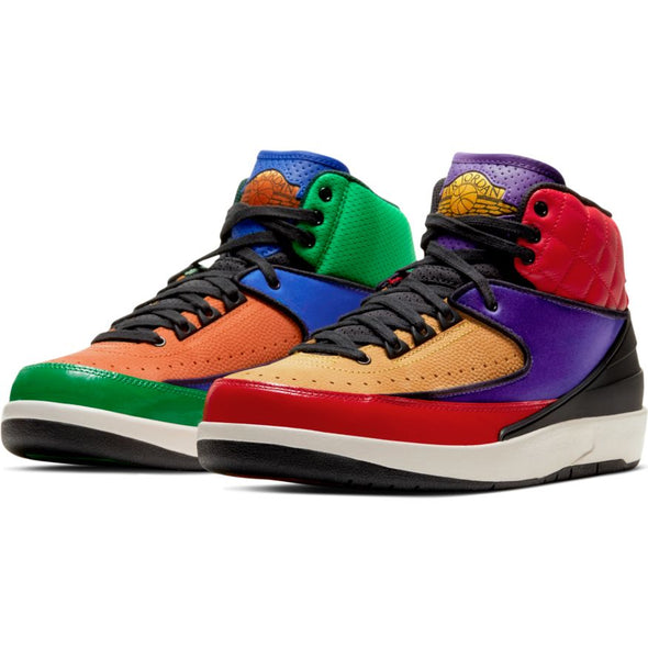 WMNS Air Jordan 2 Retro Multicolor