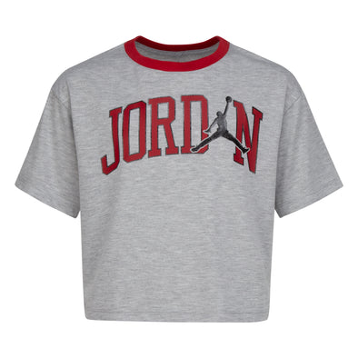 Jordan Girls Open Lane Boxy Tee