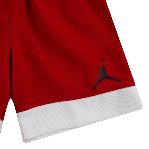 MJ Iconic Logo Te Short Set