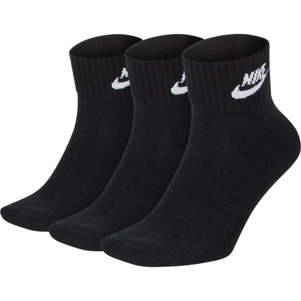 Nike Everyday Essential Ankle Socks [3-pack]