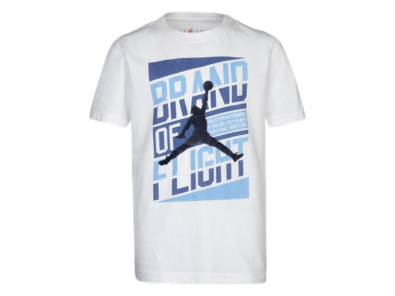 Jordan Boys Sole Stacked Ss Tee