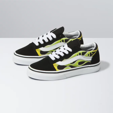 Vans UY Old Skool (Slime Flame)
