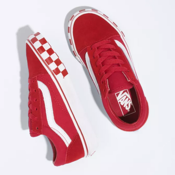 Vans UY Old Skool (Check Bumper)