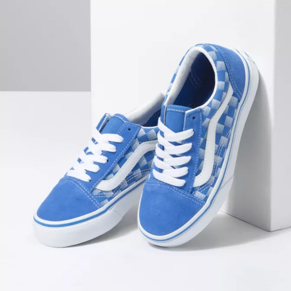Kids Racers Edge Old Skool Vans