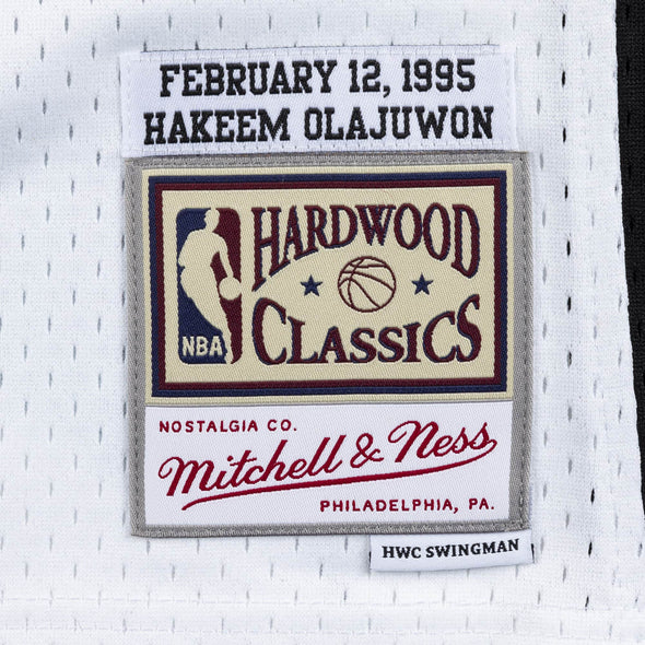 Swingman Jersey All-Star West 1995 Hakeem Olajuwon