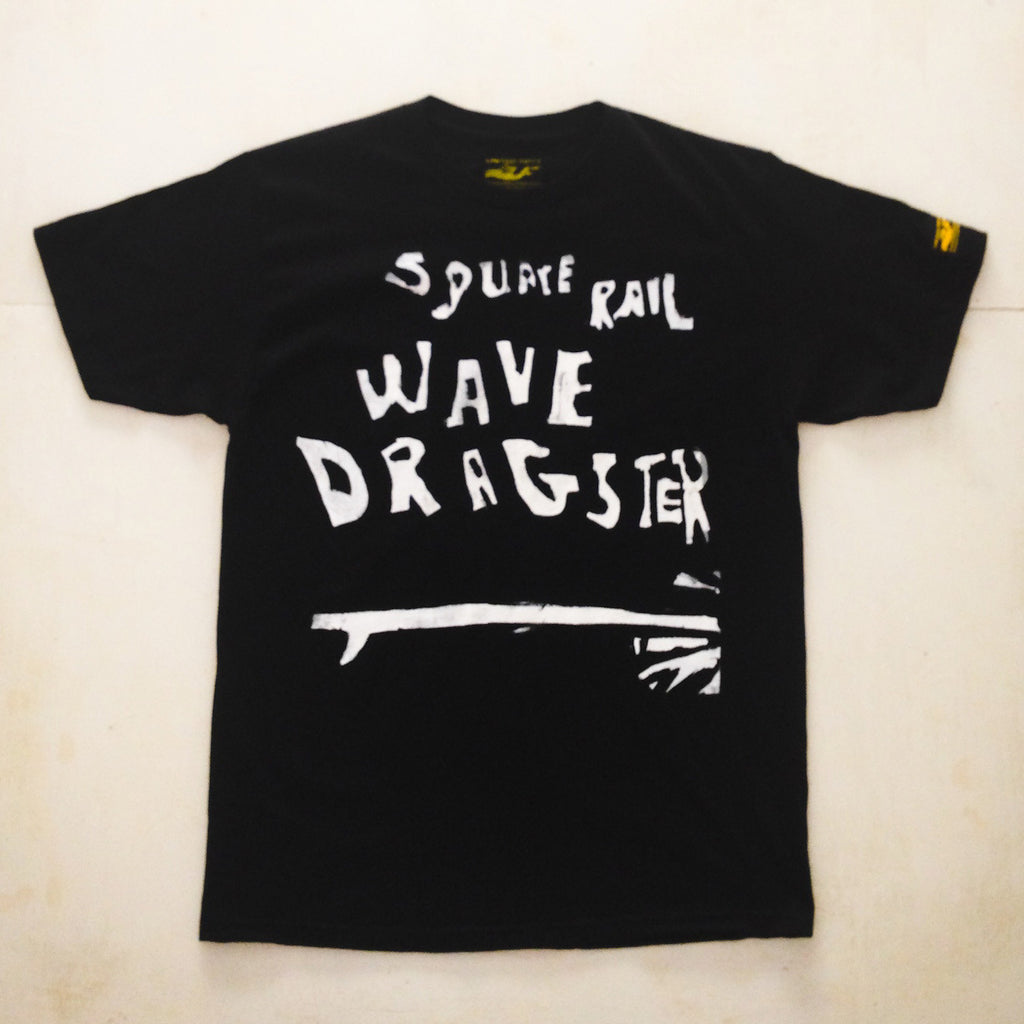 Square Rail Dragster Tee