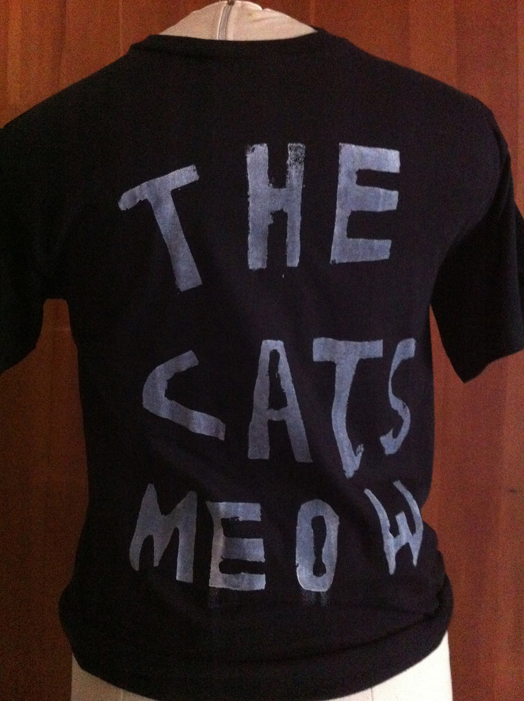The Cats Meow Tee