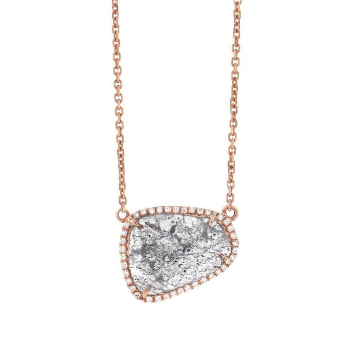 Diamond Slice XL Necklace