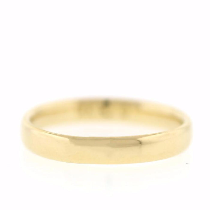 Gold Ring-3mm