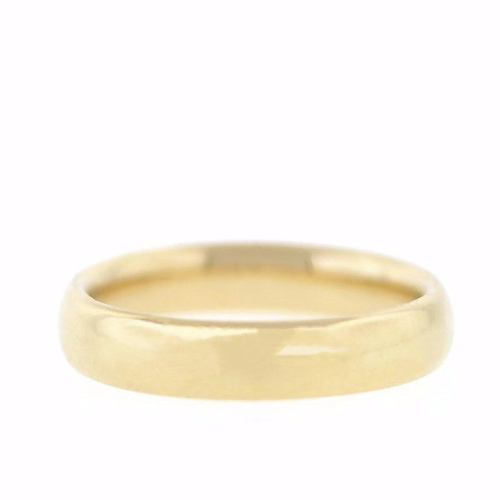 Gold Ring-4mm