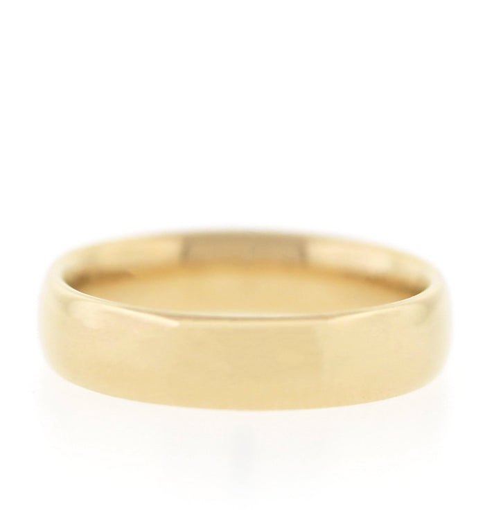 Gold Ring-5mm