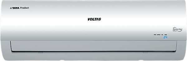 VOLTAS 1.0TN 5 STAR INVERTER SPLIT AC 123V DZX