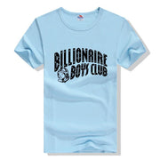 Billionaire BOYS CLUB Men's   White Casual Slim T-Shirt